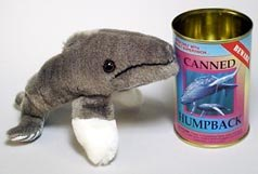 Canned Humpback Whale