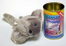 Canned Stingray