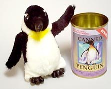 Canned Penguin